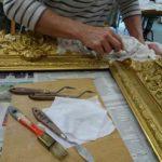Atelier restauration de cadres et tableaux