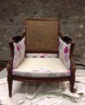 Atelier tapisserie d'ameublement - restauration de sièges