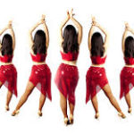DANSES LATINES - ZUMBA , GIRLY AFRO LATINO et KUDURO FIT